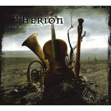 Therion MISKOLE EXPERIENCE CD