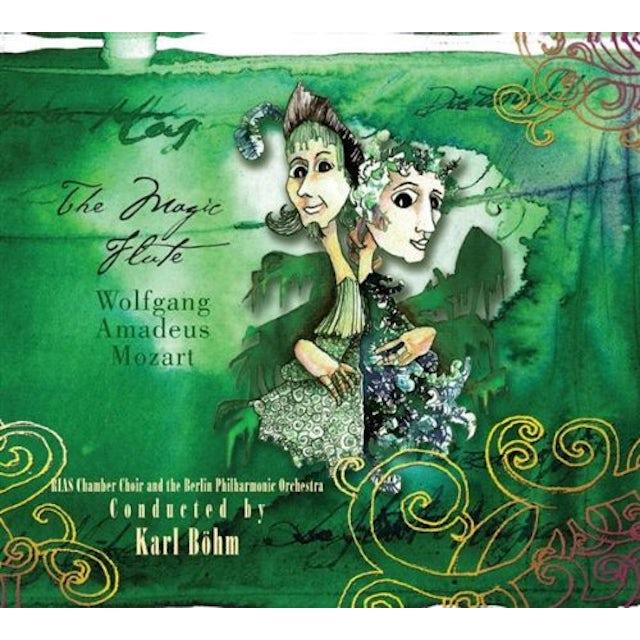 W.A. Mozart MAGIC FLUTE CD
