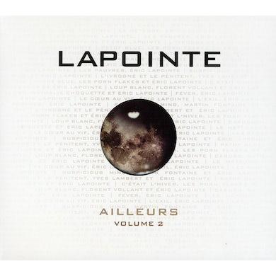 ERIC LAPOINTE AILLEURS VOLUME 2 CD