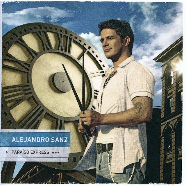 Alejandro Sanz PARAISO EXPRESS/SUPER JEWEL CASE EDITION CD