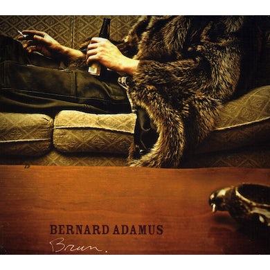 Bernard Adamus BRUN CD