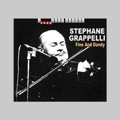 Stephane Grappelli FINE & DANDY CD
