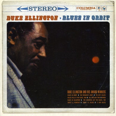Duke Ellington BLUES IN ORBIT CD