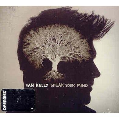 Ian Kelly SPEAK YOUR MIND CD