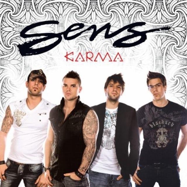 Sens KARMA CD