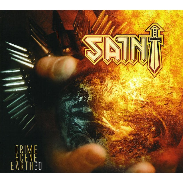 Saint CRIME SCENE EARTH 2.0 CD