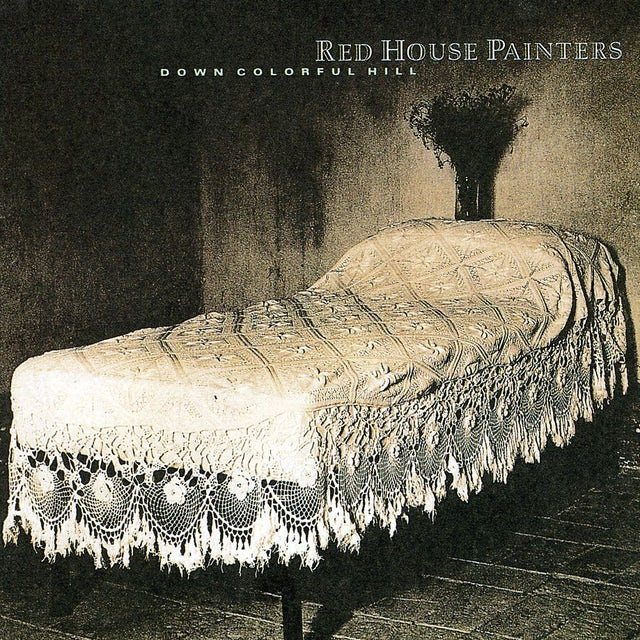 Red House Painters DOWN COLOURFUL HILL CD
