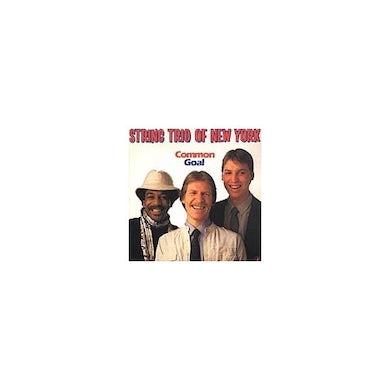String Trio Of New York COMMON GOAL CD