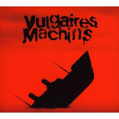 Vulgaires Machins REQUIEM POUR LES SOURDS CD