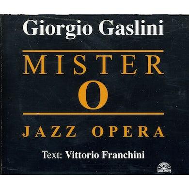 Giorgio Gaslini MISTER O CD