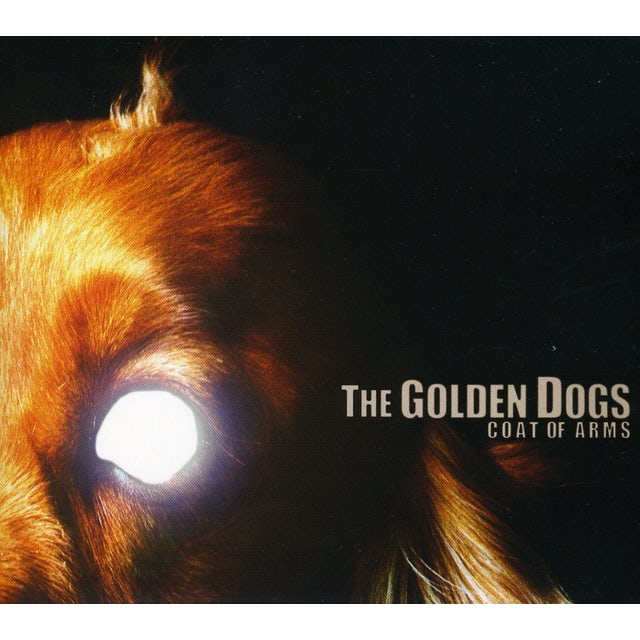 Golden Dogs COAT OF ARMS CD