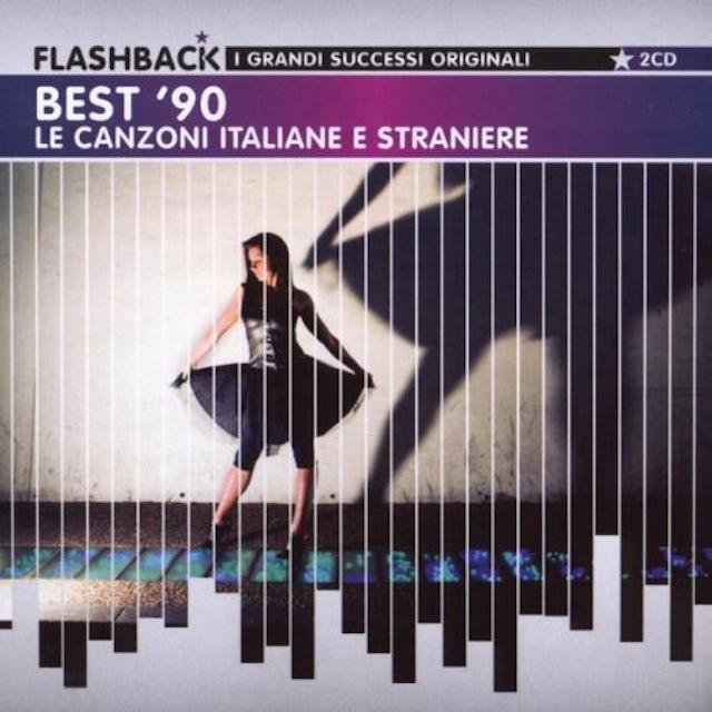 Flashback BEST '90-I SUCCESSI ITALIANI E STRANIERI CD