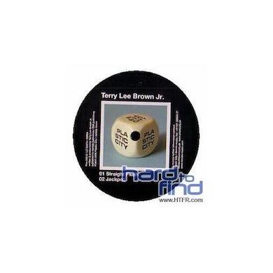 Terry Lee Brown, Jr. SIDE OF THE SHARK (GER) (Vinyl)