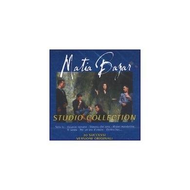 MATIA BAZAR STUDIO COLLECTION CD