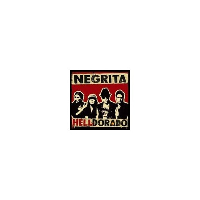 Negrita HELLDORADO SLIDEPACK NEW CD
