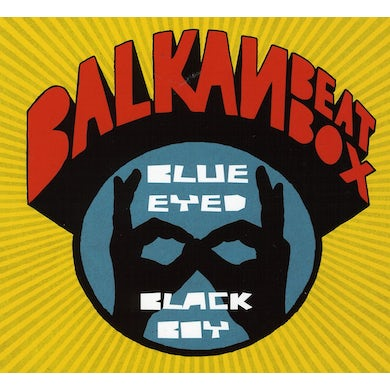 BLUE EYED BLACK BOY CD
