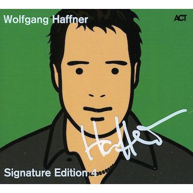 Wolfgang Haffner SIGNATURE EDITION CD