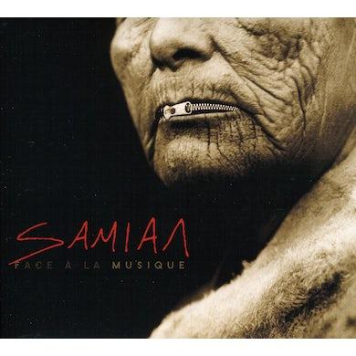 Samian FACE A LA MUSIQU CD