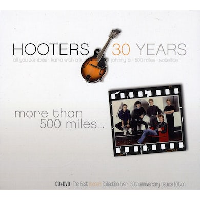 Hooters MORE THAN 500 MILES: SPECIAL EDITION CD