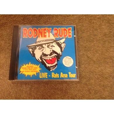 Rodney Rude LIVE-RATS ARSE TOUR CD