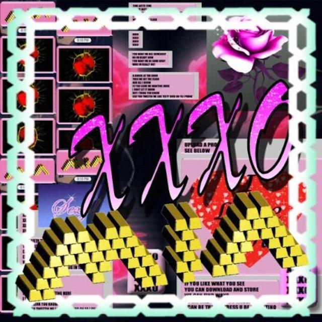 M.I.A XXXO Vinyl Record
