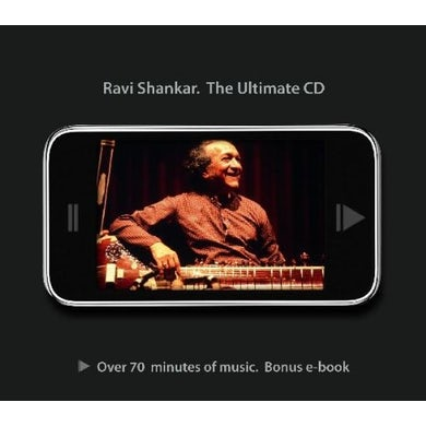 Ravi Shankar ULTIMATE CD