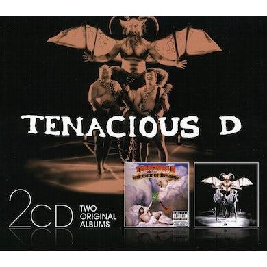 TENACIOUS D/THE PICK OF DESTINY CD