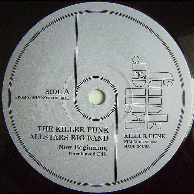 Killer Funk Allstars Big Band