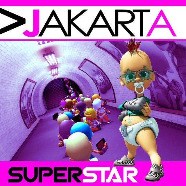 Jakarta SUPERSTAR Vinyl Record