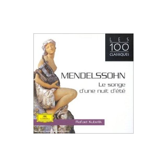 Rafael Kubelik 100 CLASS MENDELSSOHN VOL. 83 CD