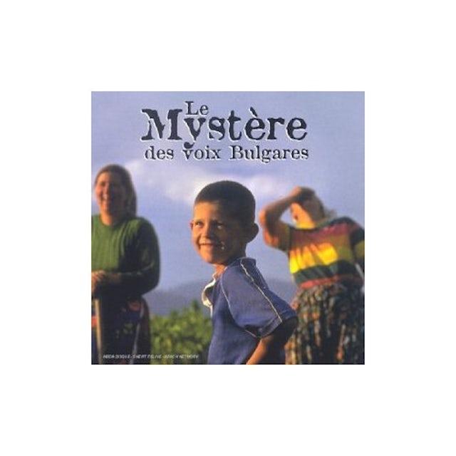 Le Mystere Des Voix Bulgares LE MEILLEUR DU MYSTERE DES VOIX BUL CD