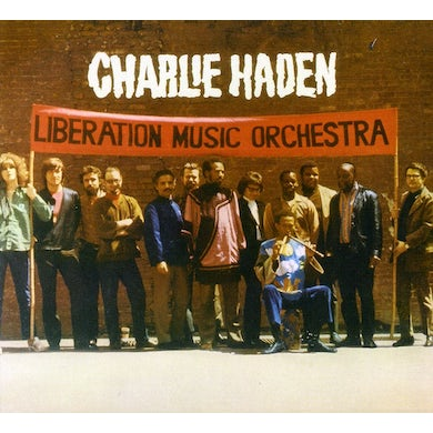 Charlie Haden LIBERATION MUSIC ORCHESTRA CD