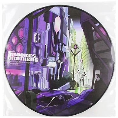 Brookes Brothers PD-BEAUTIFUL (FRA) Vinyl Record