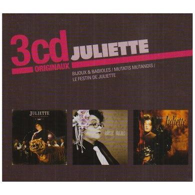 JULIETTE BIJOUX & BABIOLES-MUTATIS MUTANDI CD
