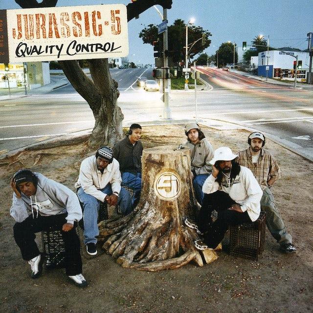 Jurassic-5 QUALITY CONTROL CD