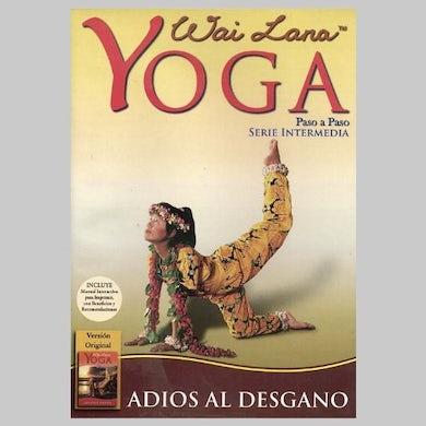 Wai Lana YOGA ADIOS AL DESGANO DVD