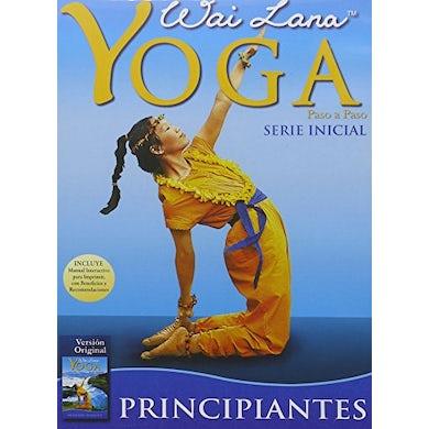 Wai Lana YOGA PRINCIPIANTES DVD