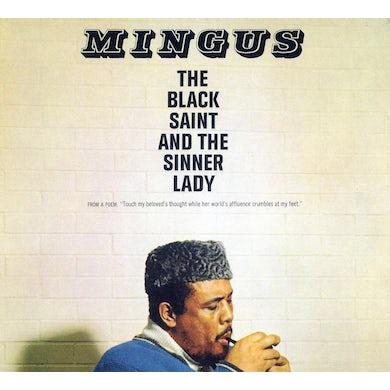 Charles Mingus BLACK SAINT & THE SINNER CD