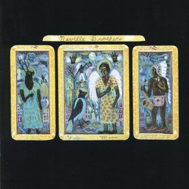 Neville Brothers YELLOW MOON CD