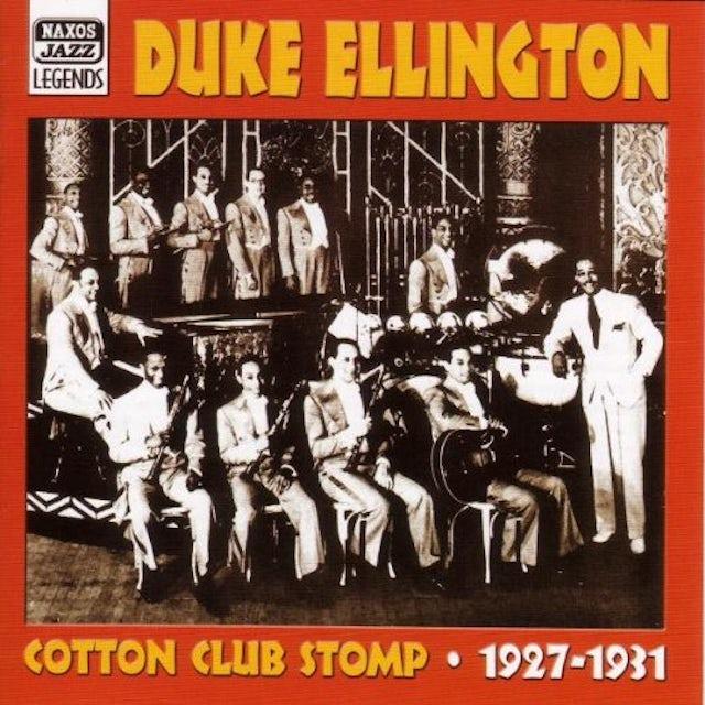 Duke Ellington COTTON CLUB STOMP CD