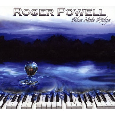 Roger Powell BLUE NOTE RIDGE CD