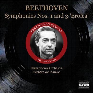 Herbert Von Karajan  NAXOS HISTORICAL CD