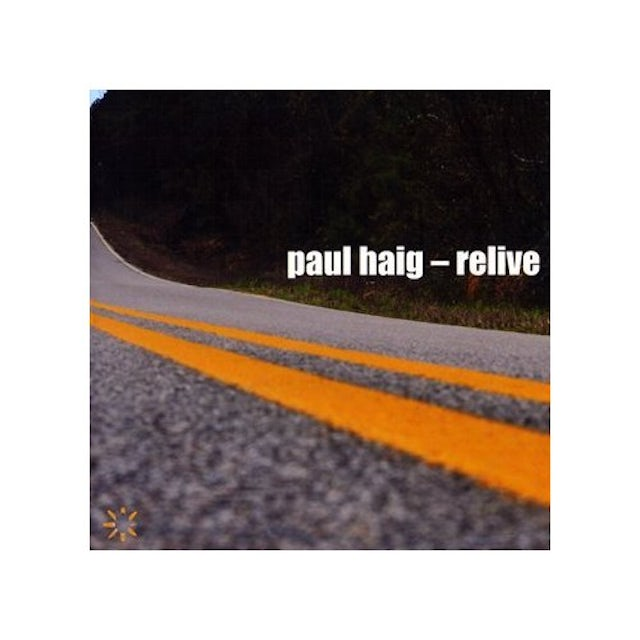 Paul Haig RELIVE CD
