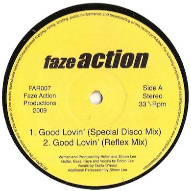 Faze Action GOOD LOVIN Vinyl Record