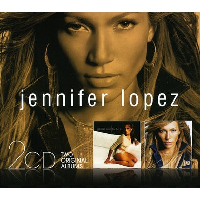 Jennifer Lopez ON THE 6/J. LO (COFFRET 2 CD CD