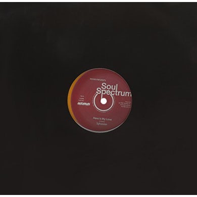 Sylvester DOWN DOWN DOWN-HERE IS MY Vinyl Record