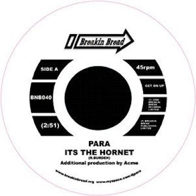 Para IT'S THE HORNET Vinyl Record