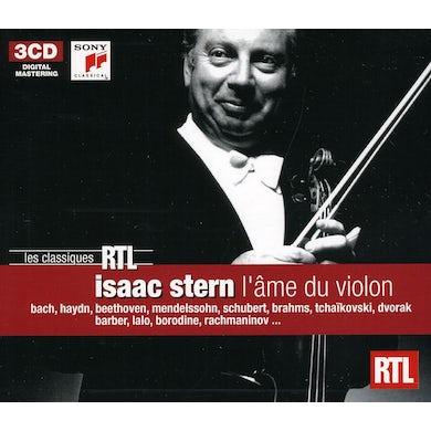 Isaac Stern L'AME DU VIOLON CD