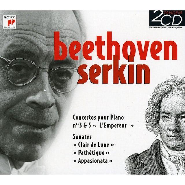 Rudolf Serkin BEETHOVEN CD