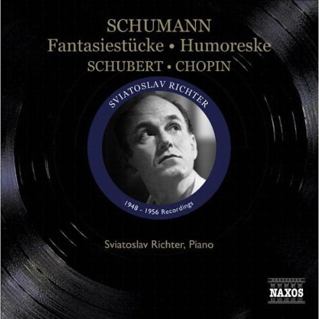 Sviatoslav Richter VOL. 1-EARLY RECORDINGS 1948-195 CD